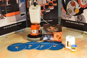 Bimack floor polishing System