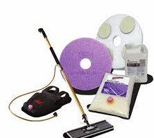 Floor: Vinyl Protection System